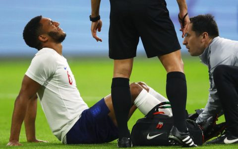 Gomez Joe Injured