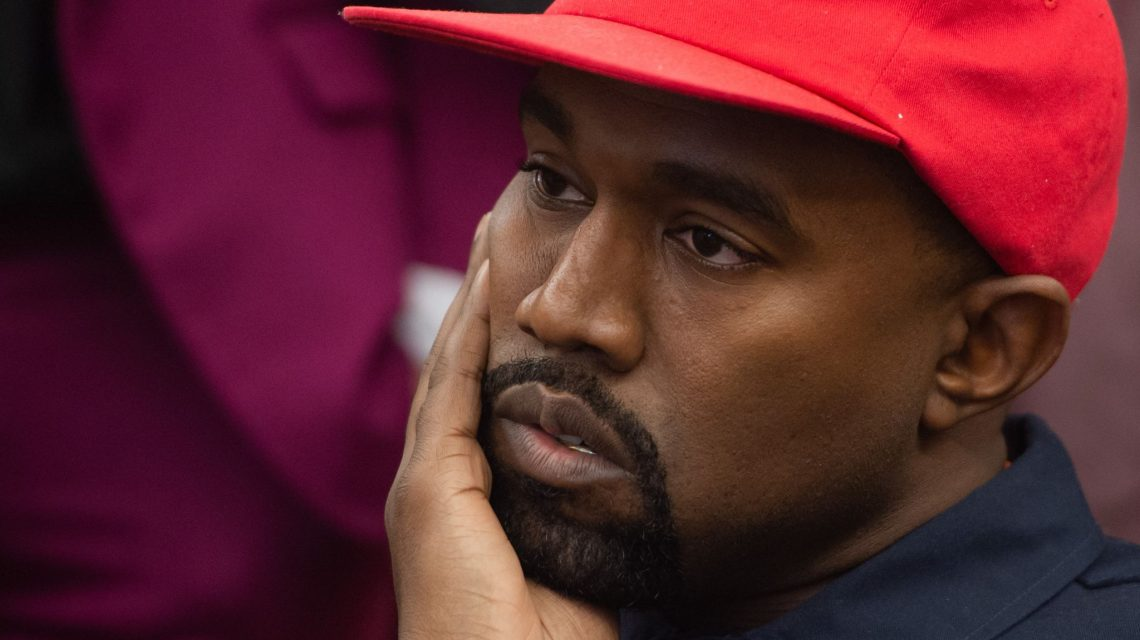 Kanye West Concedes Defeat
