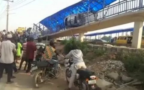 Lagos Accident