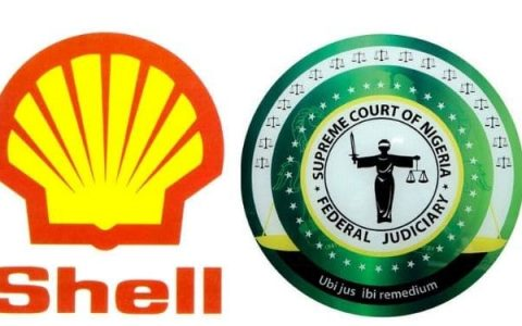 Supreme Court and Shell