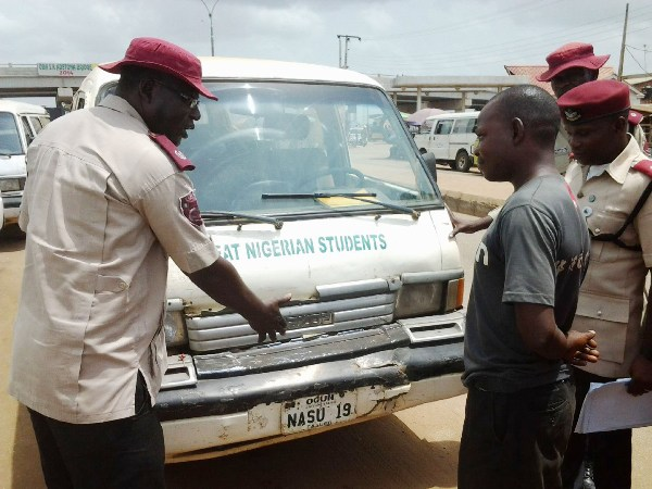FRSC Officials Warned Against Extortion
