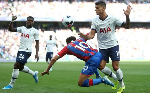 Tottenham vs Crysatal Palace