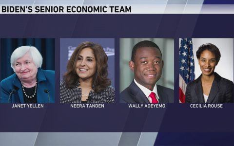 Biden Names Eonomic Team