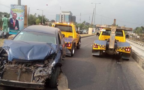 LASTMA Official Dies In Accident