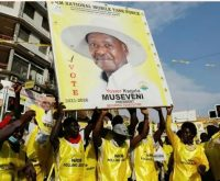 Museveni Wins Uganda Election