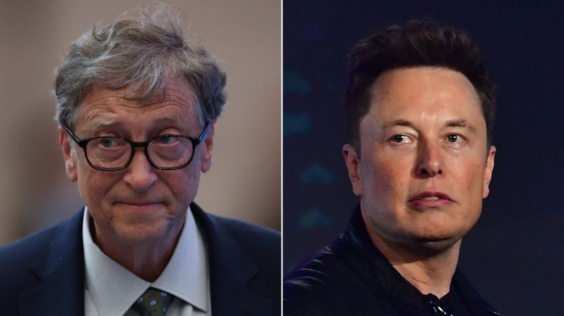 Bill Gates Makes Comments On Elon Musk
