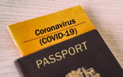 Greece Urges EU To Adopt Covid Vaccine Passport