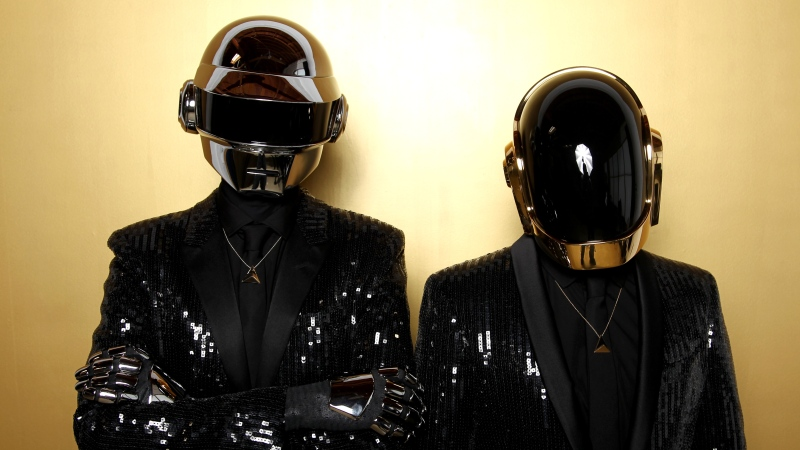 Daft Punk Announce Split After 28 Years