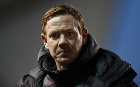 Dean Holden Sacked By Bristol