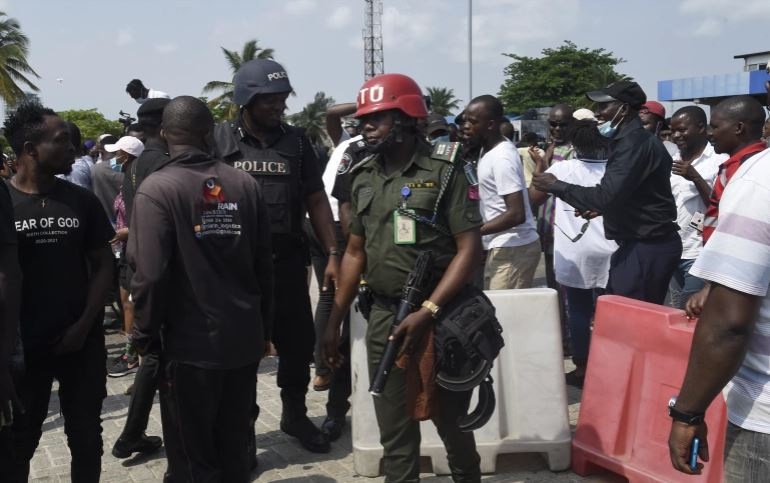 Fed. Govt., Police, Warn Against Occupy Lagos Protest