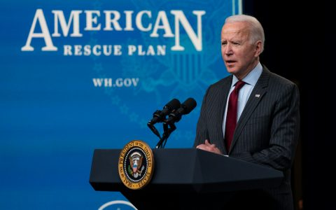 Joe Biden Small Business Rescue Plan