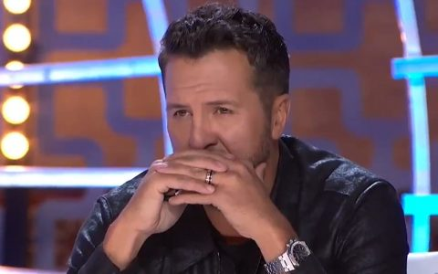 Luke Bryan Brought To Tears