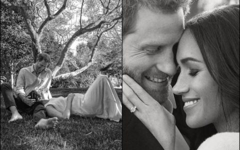 Meghan and Harry Expecting Second Child
