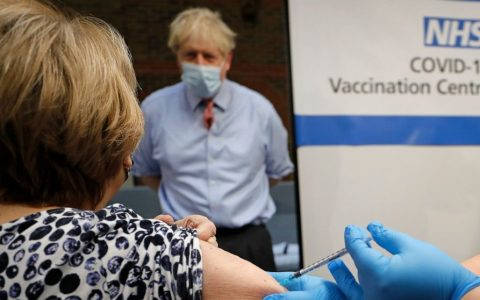 UK Increases Vaccine Roll Out