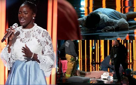 American Idol Contestant Faints On Stage