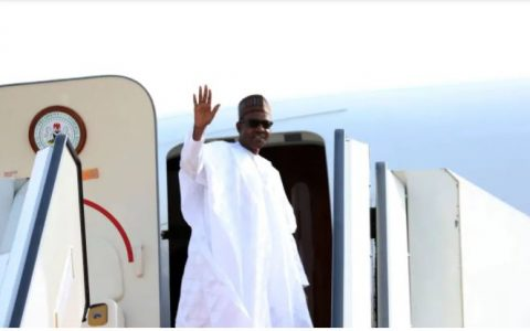 Buhari Travels To London