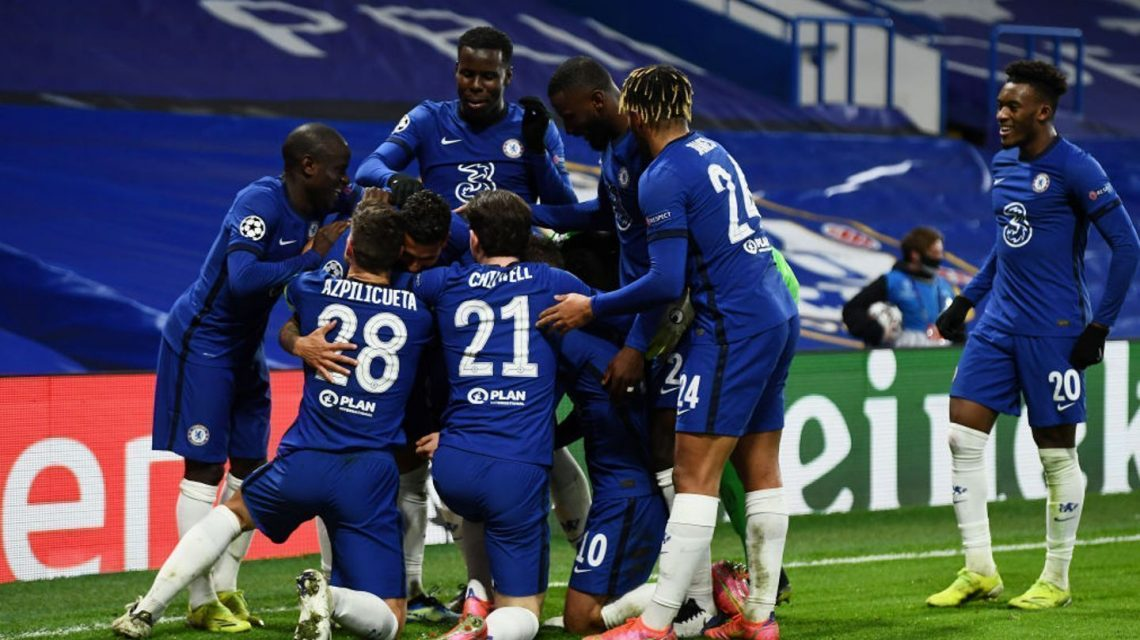 Chelsea Beat Atletico Madrid In Champions League