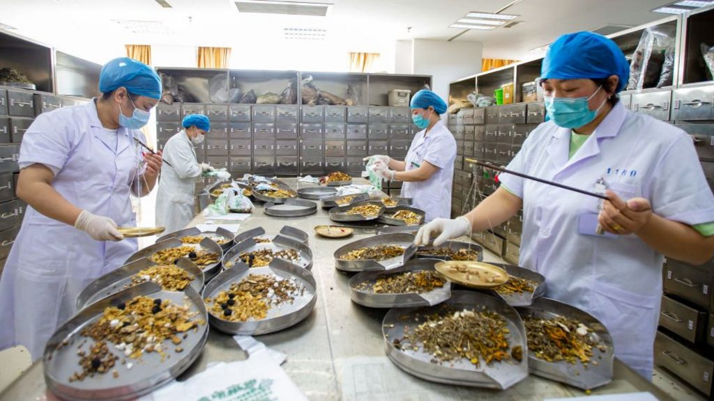 China Approves Traditional Medicine To Treat Covid-19