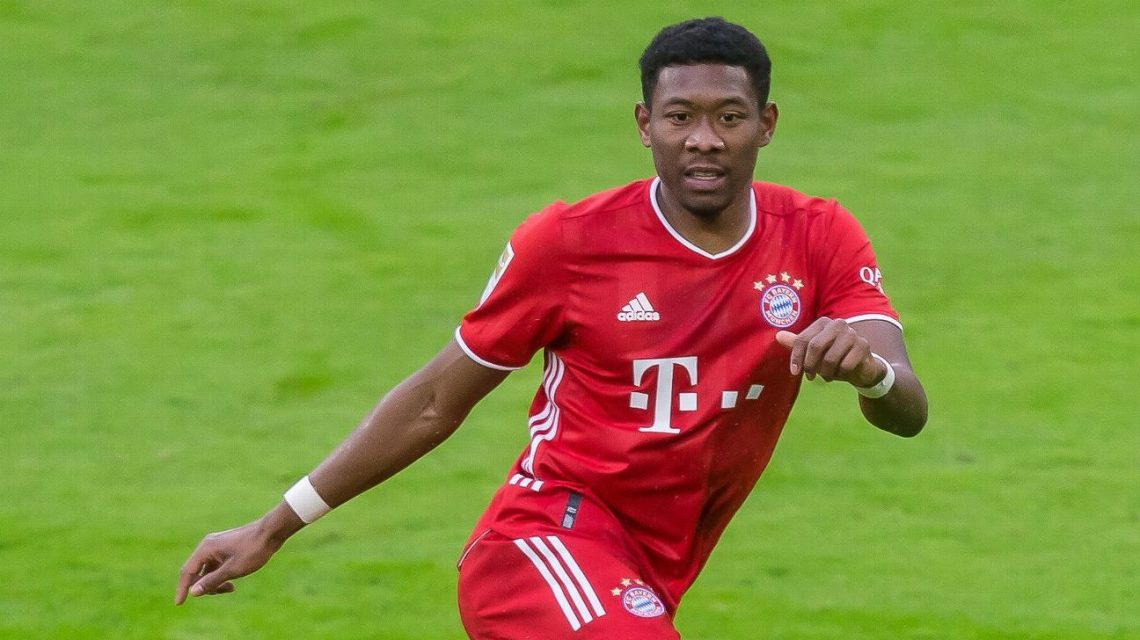 David Alaba Rejects Chelsea Move
