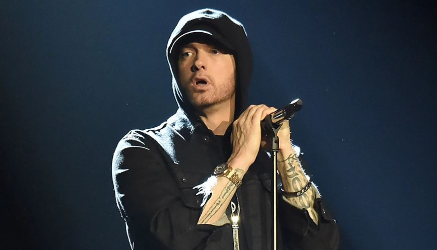 Eminem Releases New Song Despite Controversies