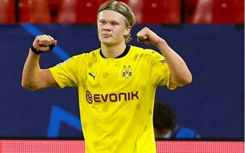 Manchester City Target Norwegian Player, Erling Haaland