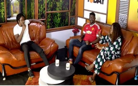 Wrap Artiste, Hallim On ''Silverbird Today'