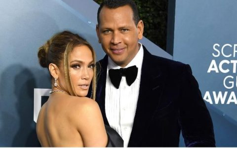 Jennifer Lopez and Alex Rodriguez Say They Are Together