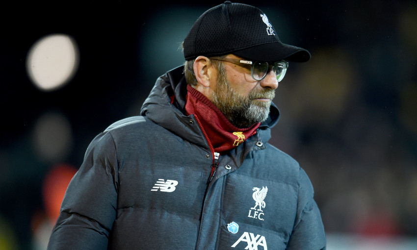 Jurgen Klopp Speaks About Liverpool In Champions League