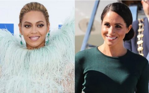 Meghan And Beyonce