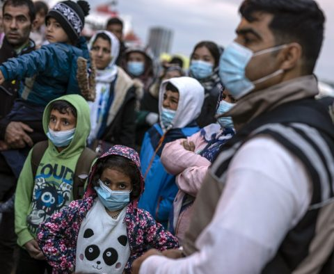 Migrants And The Risk Of Getting COVID-19