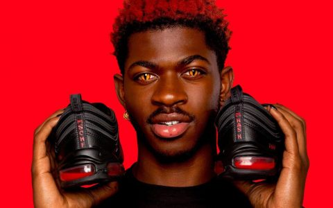 Nike Sues Lil Nas X's Maker Shoes