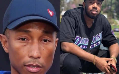 Pharell Williams Mourns Cousin Killed By Police