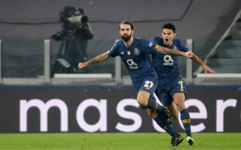 Porto Through To Champions League Quarter Finals