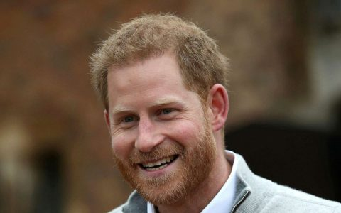 Prince Harry Gets New Job