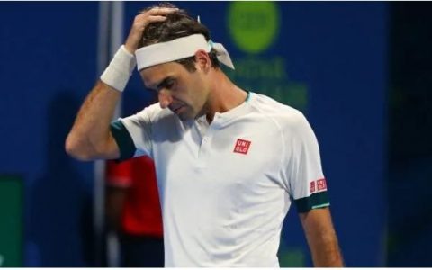Roger Federer Pulls Out Of Dubai Event
