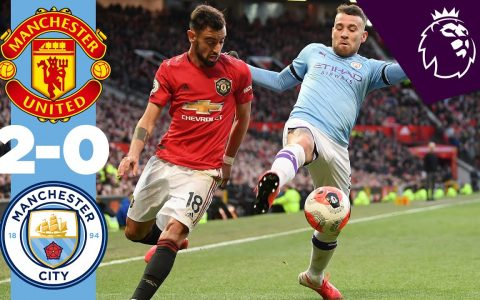 United Beat City 2-0 In EPL