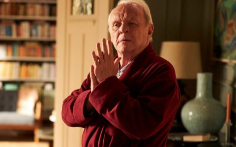 Anthony Hopkins Becomes Oldest Actor To Win Acting Academy Award