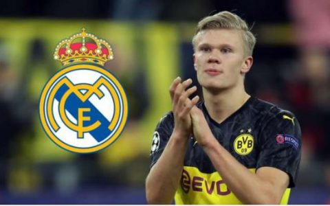 Barcelona and Real Madrid Eye Haaland