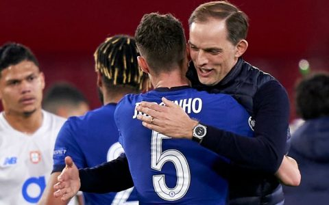 Chelsea Beat FC Porto To Reach CL Semis