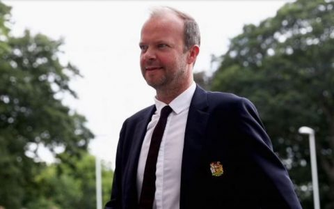 ED Woodward Quits As Manchester United Chief