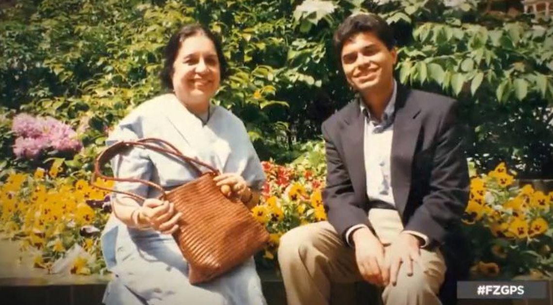 Fareed Zakaria Pays Tribute To Mother