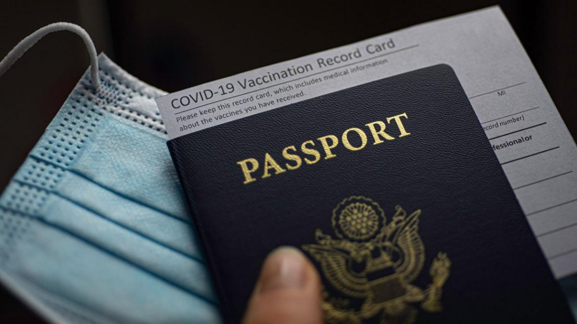 Florida Governor Issues Order Banning Covid-19 Passports