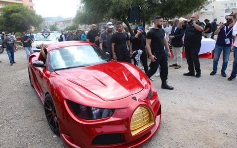 Lebanon Launches First Electric Car