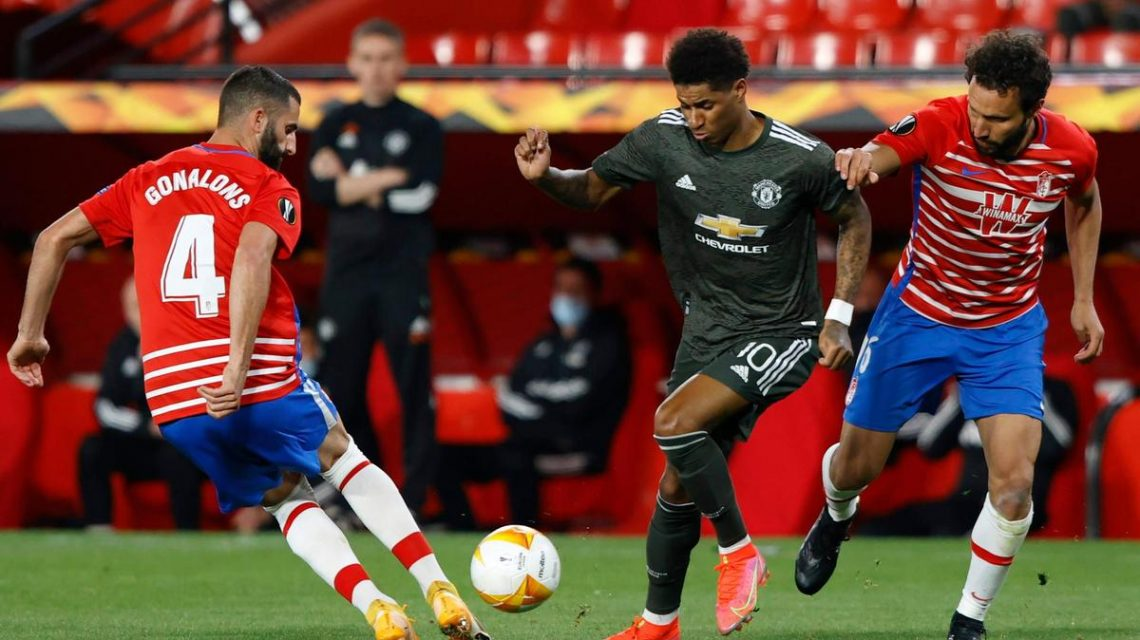 Man Utd Beat Granada In Europa League
