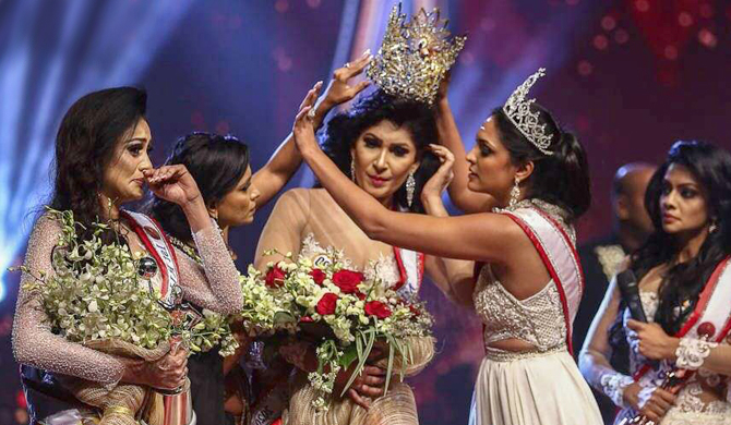 Mrs-World Arrested Over Pageant Bust Up