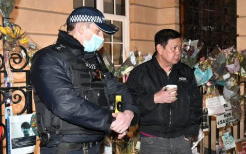 Myanmar Ambassador To UK Locked Outside Embassy