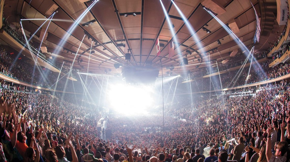 Sales of Tickets For Arena Shows Continues