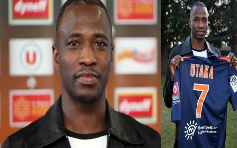 Utaka Named Assistant Coach Of Montpellier