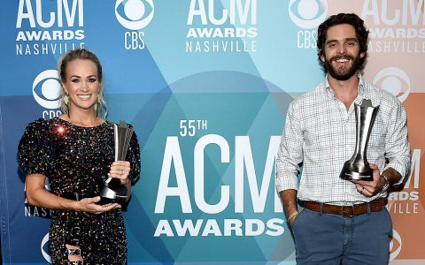 Winners Emerge At ACM Awards