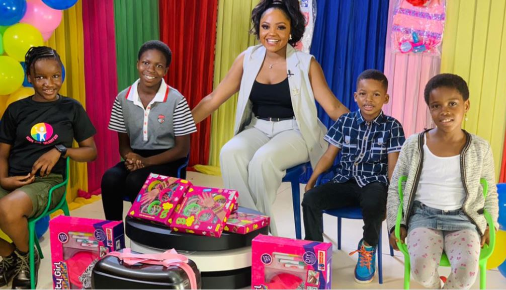 The Amazing Kids Show Takes Centre Stage